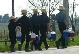 The Amish And Mennonites